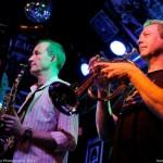 The Horns gig 02